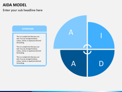 AIDA model PPT slide 2