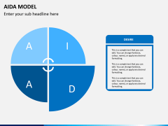 AIDA model PPT slide 4