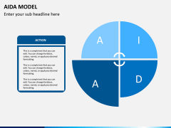AIDA model PPT slide 5
