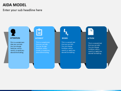 AIDA model PPT slide 6