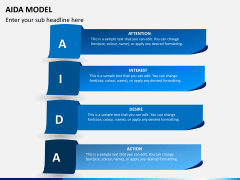 AIDA model PPT slide 7