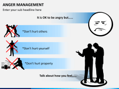 Anger management PPT slide 3