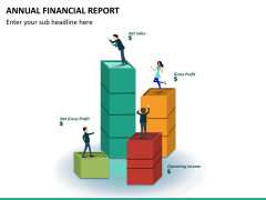 Annual financial report PPT slide 14