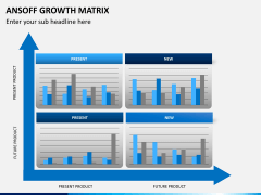 Ansoff growth matrix PPT slide 4