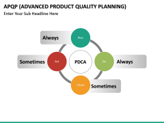 Advanced Product Quality Planning (APQP) Model PPT slide 16