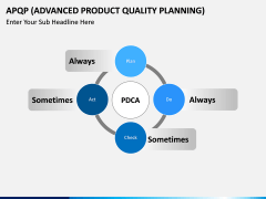 Advanced Product Quality Planning (APQP) Model PPT slide 4