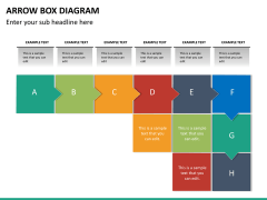 Arrow Box Diagram PPT Slide 20