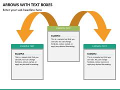 Text boxes bundle PPT slide 106