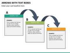 Text boxes bundle PPT slide 107