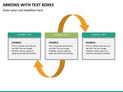 Text boxes bundle PPT slide 108