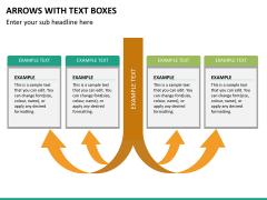 Text boxes bundle PPT slide 110