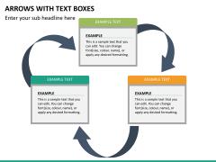 Text boxes bundle PPT slide 111