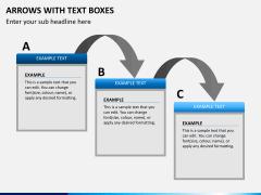 Text boxes bundle PPT slide 32