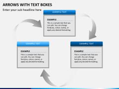 Text boxes bundle PPT slide 36