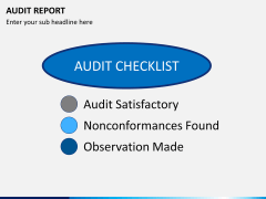Audit Report PPT Slide 6