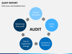 Audit Report PPT Slide 8