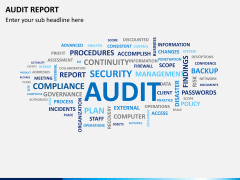 Audit Report PPT Slide 9