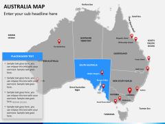 Australia Map Italy Map 10