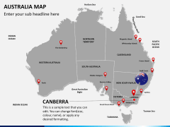 Australia Map Italy Map 17