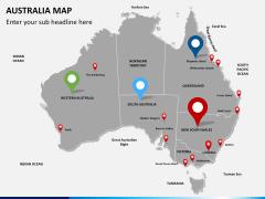 Australia Map Italy Map 6