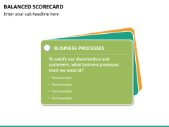 Balanced scorecard PPT slide 15