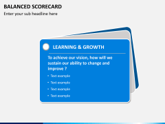 Balanced scorecard PPT slide 6