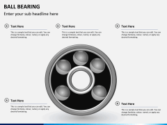 Ball bearing PPT slide 7