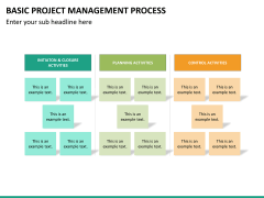 Basic project management PPT slide 14