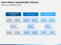 Basic project management PPT slide 7