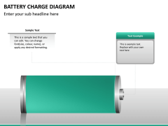 Battery charge PPT slide 25