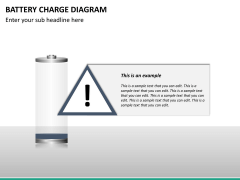 Battery charge PPT slide 16