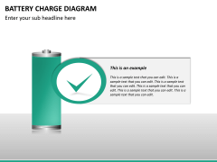 Battery charge PPT slide 18