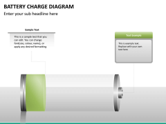 Battery charge PPT slide 22