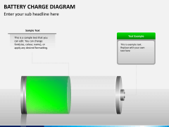 Battery charge PPT slide 10