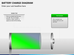 Battery charge PPT slide 11