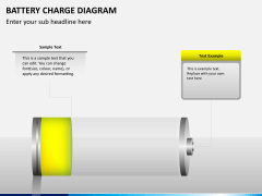 Battery charge PPT slide 9