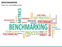 Benchmarking PPT slide 44