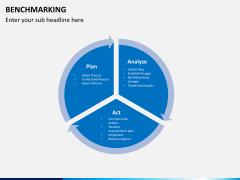Benchmarking PPT slide 17