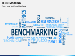 Benchmarking PPT slide 22