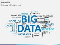 Big data PPT slide 9