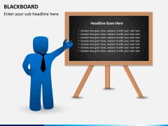 Blackboard PPT slide 2