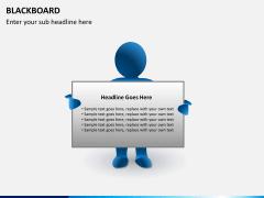Blackboard PPT slide 6