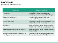 Blockchain PPT slide 40