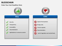 Blockchain PPT slide 13