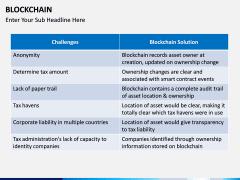 Blockchain PPT slide 19