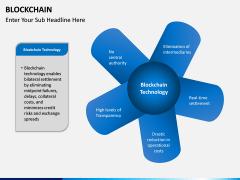 Blockchain PPT slide 3