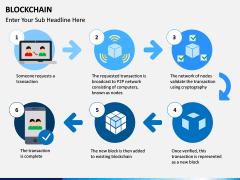 Blockchain PPT slide 9