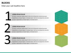 Blocks PPT slide 6