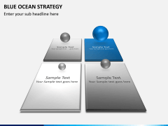 Blue ocean strategy PPT slide 10