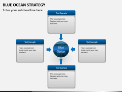 Blue ocean strategy PPT slide 8